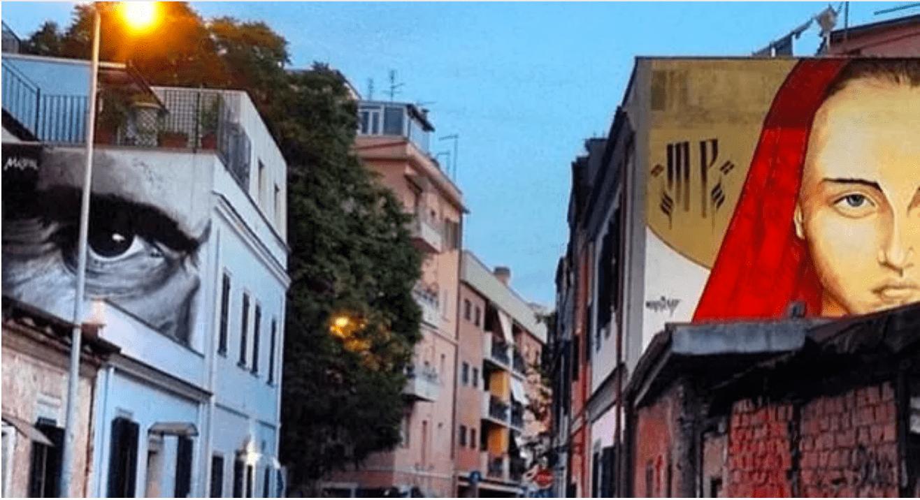 Pigneto, Centocelle e Alessandrino, the coolest neighborhoods in the capital