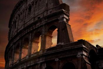 Rome corona virus time