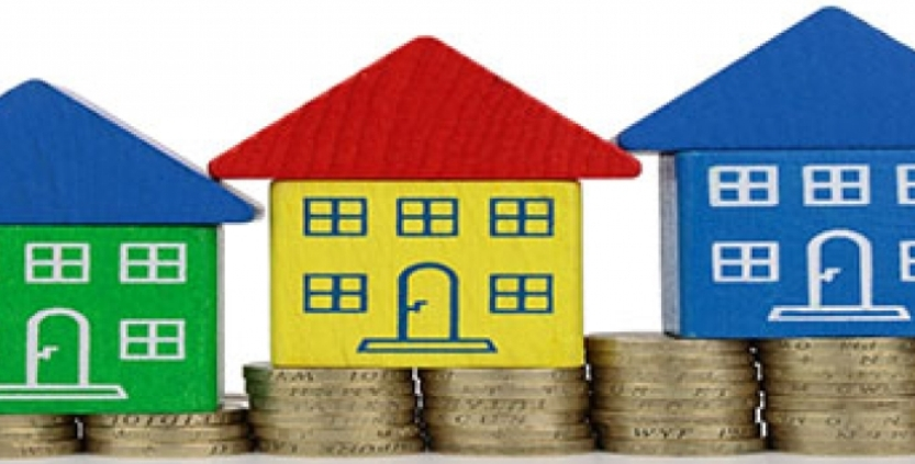 Capital gain on property sale